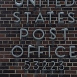 Photo taken at US Post Office by Jennifer K. on 2/2/2013