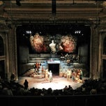 Photo taken at BAM Harvey Theater by Adam G. on 4/20/2013
