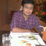 Photo taken at Tangerine by anshul t. on 9/19/2012