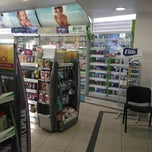 Photo taken at Farmacias Cruz Verde by Vanessa O. on 8/8/2013