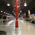 Photo taken at London Marylebone Railway Station (MYB) by Stuart H. on 4/8/2013
