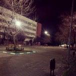 Photo taken at İktisadi ve İdari Bilimler Fakültesi by Erdinç A. on 1/28/2013