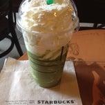 Photo taken at Starbucks (สตาร์บัคส์) by Ferin M. on 4/25/2012