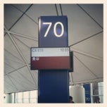 Photo taken at Gate 70 by Louis L. on 12/14/2012