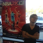 Photo taken at Gamestop by Edikan E. on 10/2/2012