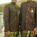 Photo taken at Masjid Agung Kalianda by Ady W. on 8/11/2013