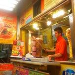Photo taken at モーゼスさんのケバブ Doner Kebab by izumi .. on 6/21/2013