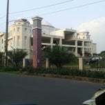 Photo taken at Masjid Nur Asmaul Husna by Taufiqur R. on 7/4/2014