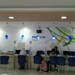 Photo taken at Nokia Care Centre by Iqbal H. on 2/12/2013