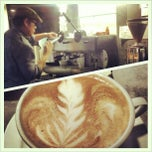 Photo taken at Coffee Foundry by Colin Q. on 2/2/2013