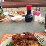 Photo taken at Hong Wong Restaurant by Joe R. on 1/3/2013