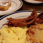 Photo taken at Bob Evans Restaurant by Andy W. on 10/19/2013