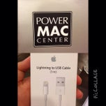 Photo taken at Power Mac Center by Jonnel S. on 8/21/2013