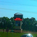 Photo taken at Cabarrus Arena & Events Center by Andyel K. on 5/11/2013