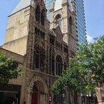 Photo taken at First Unitarian Church by Mauricio L. on 6/22/2013