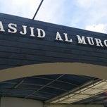 Photo taken at Masjid Al Murosalah by fendy on 11/20/2013