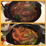 Photo taken at Chicken Hot Pot by Crush's Heart Yemon on 11/29/2014