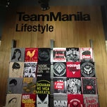 Photo taken at Team Manila Lifestyle by Jesse Edmund P. on 12/1/2012