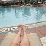 Photo taken at Caribe Pool by Erin R. on 5/11/2013