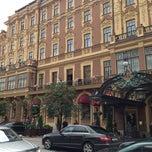 Photo taken at Belmond Grand Hotel Europe / Гранд Отель Европа by Ася Н. on 8/2/2013