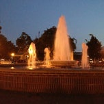 Photo taken at Downtown Plymouth by 😈Aaron J H. on 8/18/2013