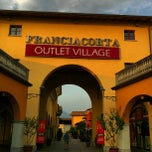 Photo taken at Franciacorta Outlet Village by Mohammad Luthfi S. on 7/25/2013