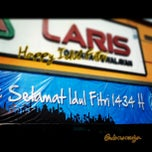Photo taken at Laris by Muhibbuddin Danan Jaya on 8/6/2013