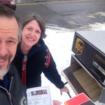 Photo taken at UPS Drop Box by MisterMike202 on 2/5/2013