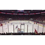 Photo taken at PNC Arena Box Office by 🔴W⚪️B🔵L on 3/11/2014