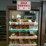 Photo taken at Carol Lee Donuts by Jeremy D. on 9/15/2012