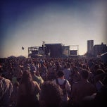 Photo taken at Hangout Music Fest 2012 by Steve G. on 5/22/2014
