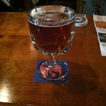 Photo taken at Growler's Pub by Evan A. on 1/11/2013