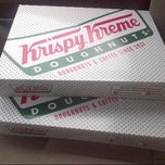 Photo taken at Krispy Kreme Doughnuts by Vince M. on 3/2/2013