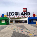 Photo taken at Legoland California by Jesse S. on 4/7/2013