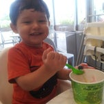 Photo taken at Spoons Yogurt by K Dawn S. on 8/21/2013