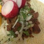 Photo taken at Tacos El Korita by Justin O. on 11/20/2014