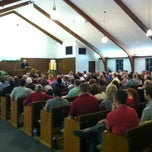 Photo taken at Grace Bible Church Chattanooga TN by Billy T. on 9/29/2012