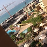 Photo taken at Amwaj Rotana by Lawyer KHALED A. on 10/3/2013