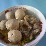 Photo taken at Bakso Green Garden by Yudho S. on 2/12/2014