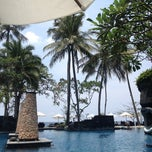Photo taken at Sheraton Senggigi Beach Resort by Gloria K. on 10/20/2012