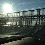 Photo taken at Newburgh Beach by Marshall M. on 1/3/2013