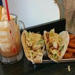 Photo taken at Kohala Burger & Taco by Christopher S. on 4/13/2015