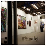 Photo taken at Galerie Celal by Carlos Z. on 1/18/2013