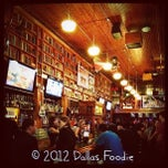 Photo taken at Library Bar by Dallas Foodie (. on 3/13/2012