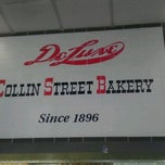 Photo taken at Collin Street Bakery by AndreaWalen.com on 9/29/2011