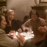 Photo taken at Truman Lounge At The National Press Club by Jared R. on 1/14/2012