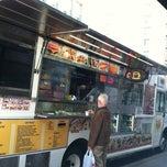 Photo taken at Naranjo's Taco Truck by Keila on 10/28/2011