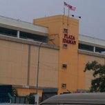 Photo taken at Plaza Idaman by Adwin W. on 9/7/2011