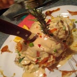 Photo taken at Hash House A Go Go by Sherie H. on 1/8/2012