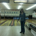 Photo taken at Edgemere Bowl by Mike G. on 12/23/2011